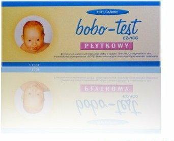 Biomerica Inc Bobo-Test Test ciążowy strumieniowy