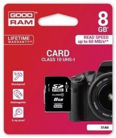 Goodram SD 8GB Class 10 UHS I