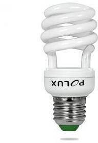 Polux Świetlówka Platinum mini SST2 12W E27 2700K