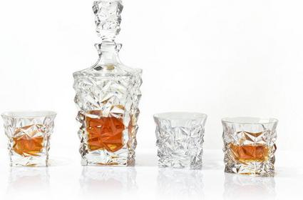 Bohemia Zestaw do whisky Glacier Jihlava