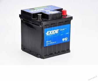 Centra Exide Excell P+ 44AH/400A EB440