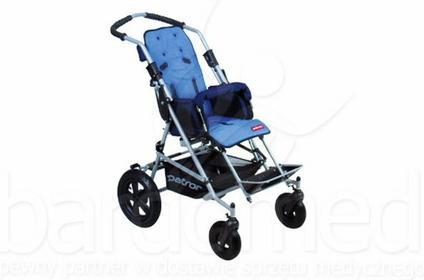 Mobilex Wózek inwalidzki dziecięcy spacerowy Patron TOM 4 Classic
