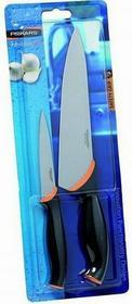 Fiskars Zestaw noży KUCHENNYCH 2szt. Functional Form 857183