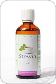NatVita stewia (stevia) fluid w płynie - 100 ml