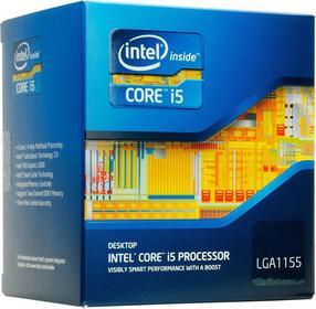 Intel Core i5 3570S