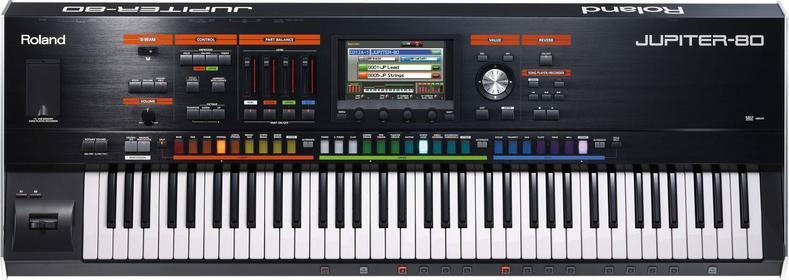 Roland JUPITER-80 v2