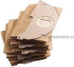 Karcher Torby filtracyjne ( 5szt ) 6904-322