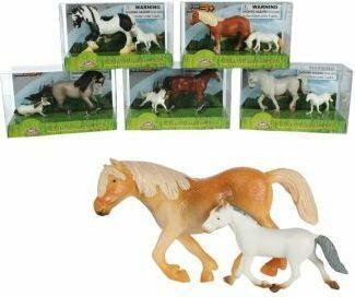 Figurki konie
