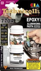 Technicoll Pasta Aluminiowa. Klej do aluminium Super Metal