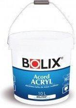Bolix Akrylowa farba wewnetrzna Acord biała 10L