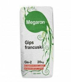 Megaron gips francuski 20 kg