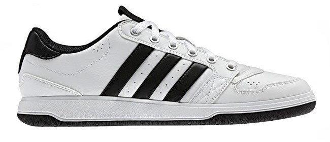 Adidas Oracle V G50442 biało-czarny