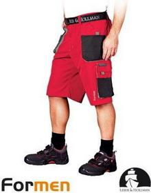 Leber & Hollman spodnie ROBOCZE KRÓTKIE LH-FMN-TS CBS roz. M LH-FMN-TS CBS M