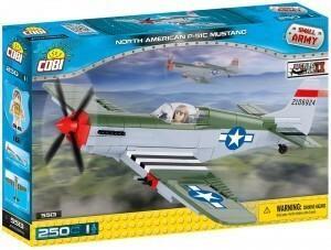 Cobi North American P-51C Mustang COBI-5513