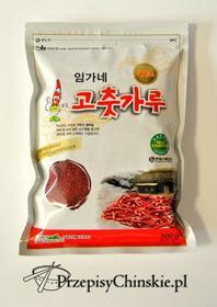 ProOrient Koreańska Papryka Chili (do KimChi) 500g