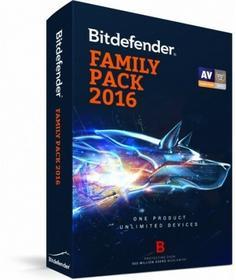 Bitdefender Family Pack 2016