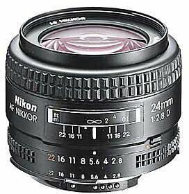Nikon AF 24mm f/2.8D