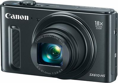 Canon PowerShot SX610 HS czarny