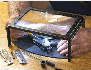 Lemi Lupa 3x wolne ręce do czytania LED podświetlana ET-200PSL