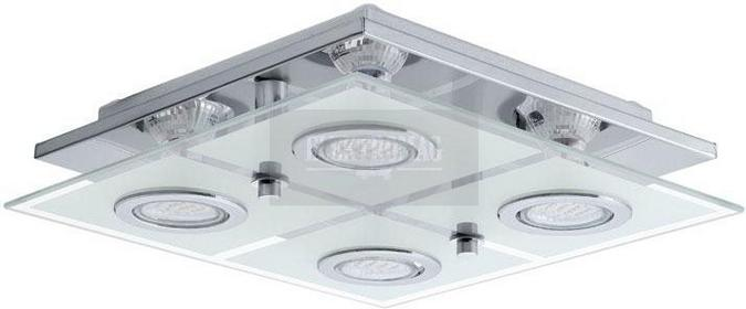 Eglo plafon sufitowy LED 4pł CABO 30931