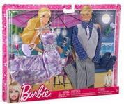 Mattel BARBIE X7863 2 UBRANKA