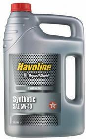 TEXACO Havoline Syntetic SAE 5W-40 5L
