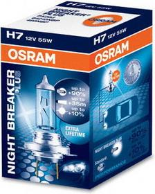 OSRAM Żarówka H7 12V 55W Night Breaker Plus