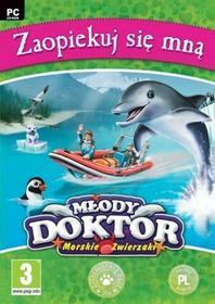 Młody Doktor Morskie Zwierzaki PC