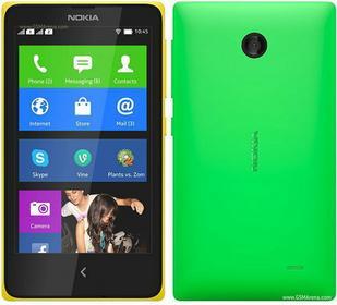 Nokia X Zielony