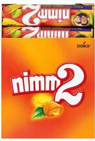 Storck Cukierki nimm2 nadziewane pomarańczowe i cytrynowe wzbogacone witaminami