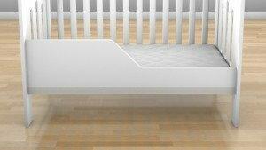 Piętrus Barierka zabezpieczająca do łóżeczka 120x60/140x70 różne kolory