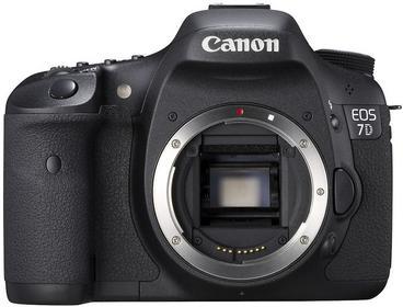 Canon EOS 7D + 15-85 kit