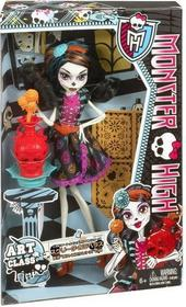 Mattel Monster High Upiorna Sztuka Skelita Calaveras BDF14