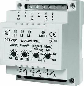 Automatyczny elektroniczny Przełącznik faz PEF-301
