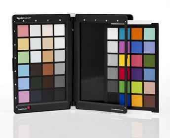 Datacolor SpyderCheckr - uniwersalny wzorzec barw 48 pól - Datacolor S