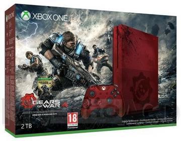Microsoft One S Gears of War 4 Edycja Limitowana 2TB