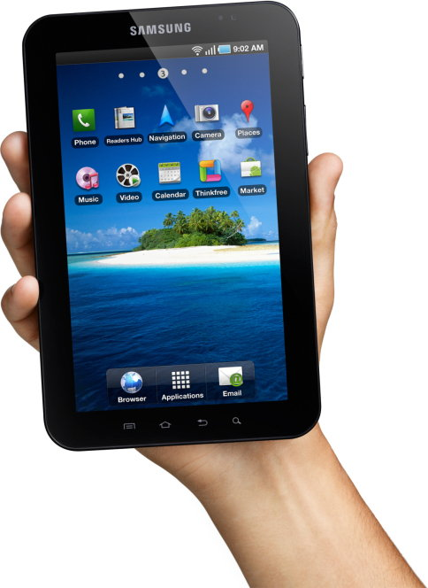 Samsung Galaxy Tab P1000
