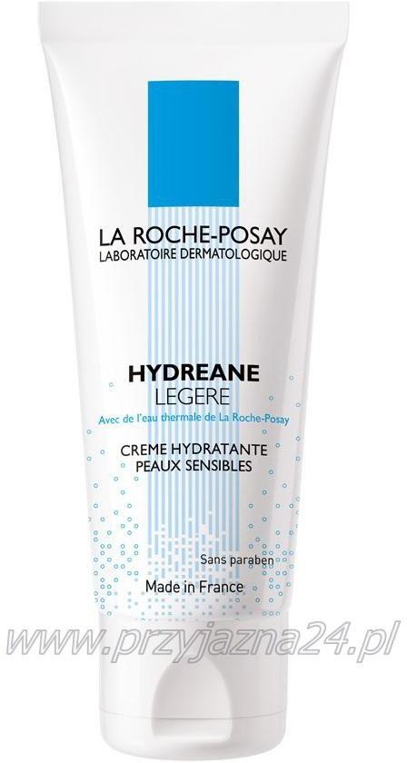 La Roche-Posay Hydreane Legere Nawilżający Krem do skóry wrażliwej 40 ml
