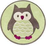 Kids Concept Dywan Star kolor zielony 601632