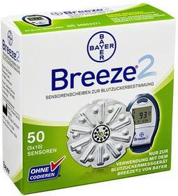 Bayer Breeze 2 Sensorenscheibe Teststreifen Vital GmbH 06690997