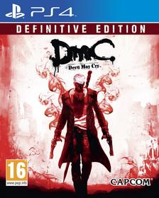 DmC: Devil May Cry Definitive Edition PS4