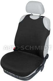 Kegel-Błażusiak basic line Pokrowiec koszulka SINGLET na przedni fotel czarny