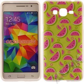 Gumowe Etui Arbuzy Samsung Galaxy Grand Prime G530