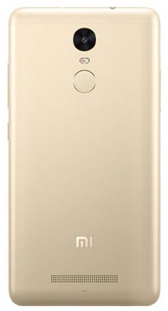Xiaomi Redmi Note 3 16GB Złoty