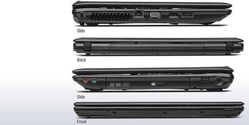 """Lenovo IdeaPad G565 15,6"""", Athlon II 2,2GHz, 2GB RAM, 320GB HDD (59-053280)"""
