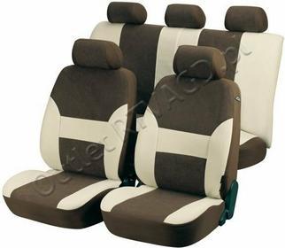 Pokrowce na siedzenia samochodowe WALSER model AM12416