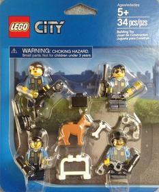 LEGO City Zestaw policjantów 850617