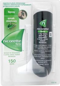 McNeil Nicorette Spray 1mg/dawkę