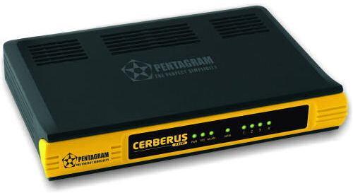 Pentagram Cerberus P 6371
