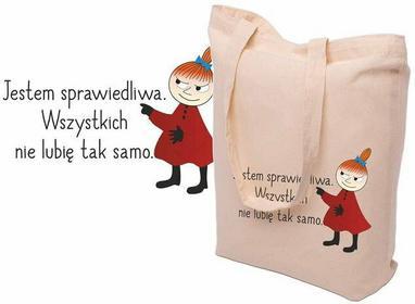 Dawanda Torba na zakupy Eko bawełniana JESTEM SPRAWIEDLIWA.... 77306315